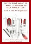 Art Booklet Cover White