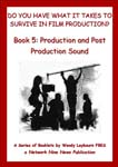 Book 5: Production & Post Production Sound